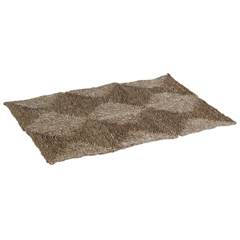 tapis rectangulaire en jonc nta1771 aubry gaspard. Black Bedroom Furniture Sets. Home Design Ideas