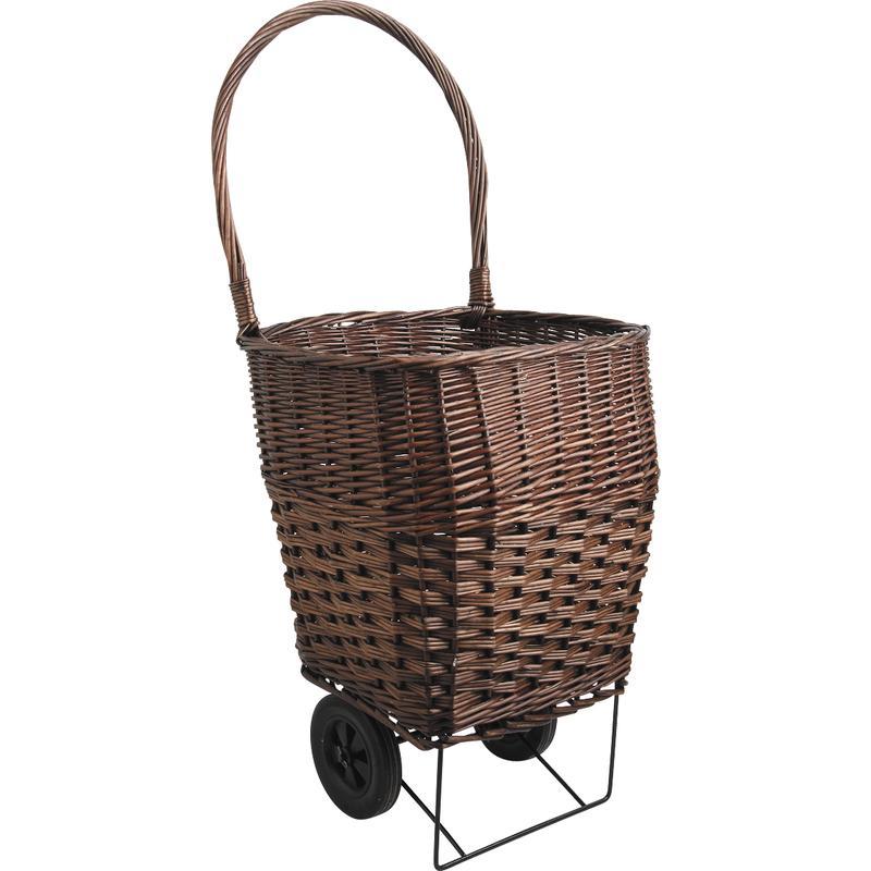 chariot b ches en osier pro1780 aubry gaspard. Black Bedroom Furniture Sets. Home Design Ideas