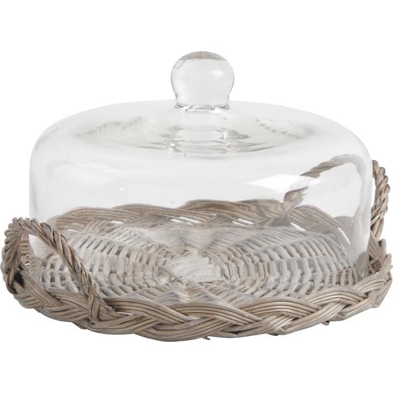 plateau fromages avec cloche en verre tcl1270v aubry gaspard. Black Bedroom Furniture Sets. Home Design Ideas