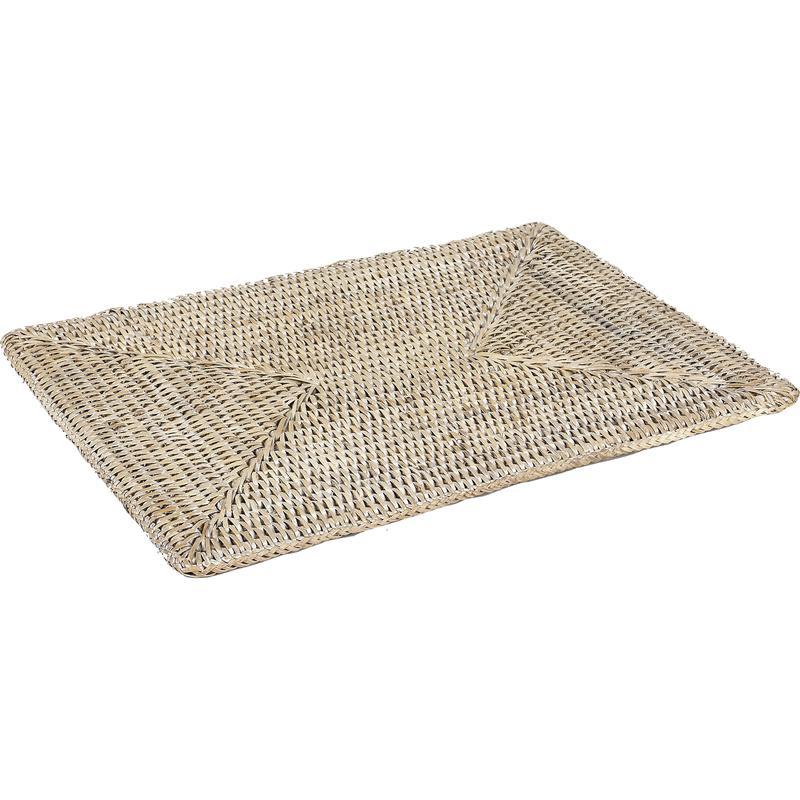 set de table en rotin - tst1520 | aubry gaspard
