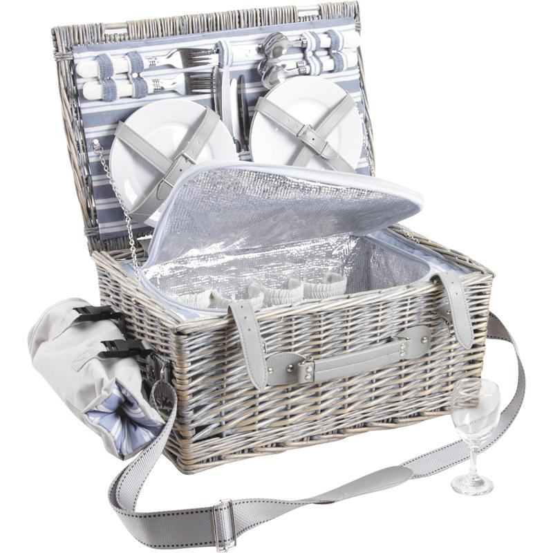 valise pique nique 4 couverts vpi1280c aubry gaspard. Black Bedroom Furniture Sets. Home Design Ideas