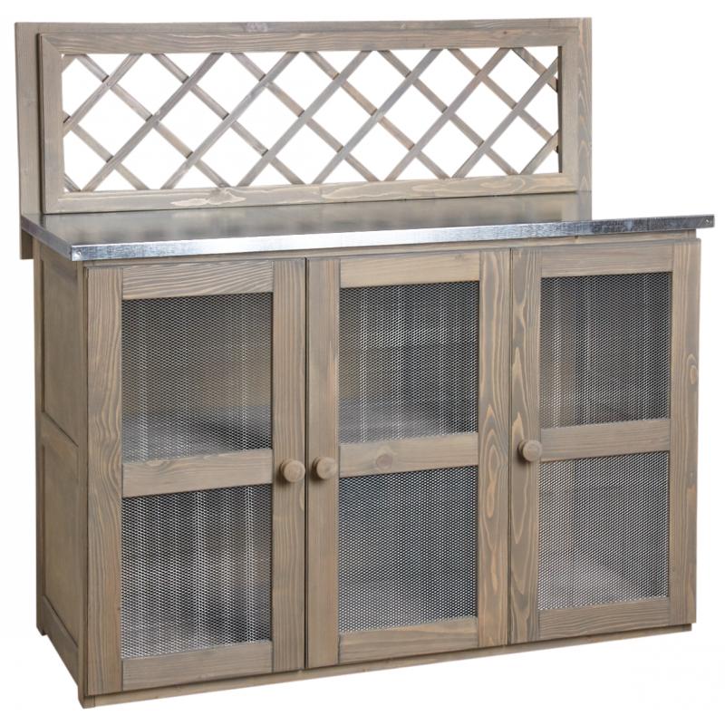 meuble pour cuisine d 39 ext rieur ncm2770 aubry gaspard. Black Bedroom Furniture Sets. Home Design Ideas