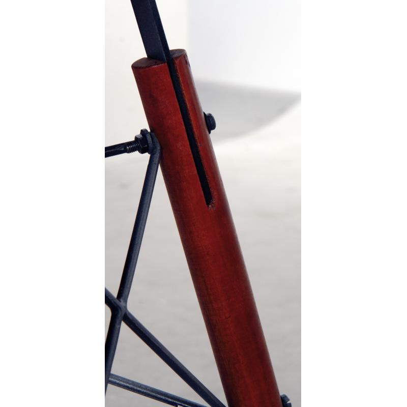 Console Alice en bois de suar massif et métal NCS1180 Aubry Gaspard